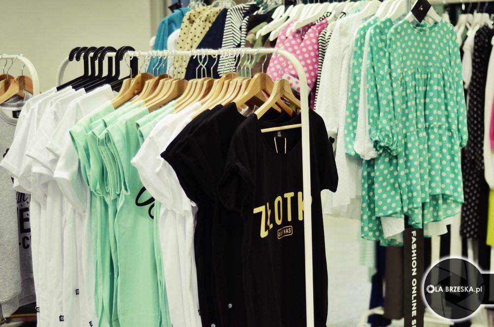 warsaw fashion store fot. Ola Brzeska