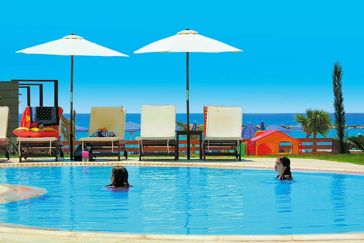 Hotel Princess Beach - Cypr \ Larnaka