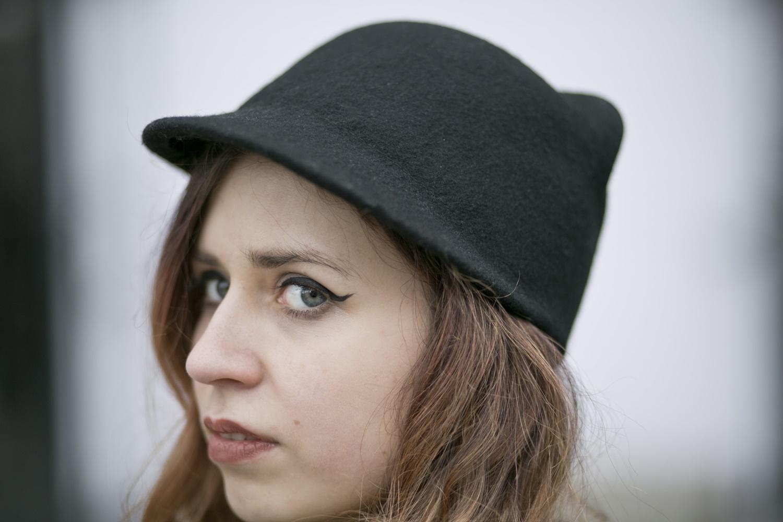 czapka z uszami