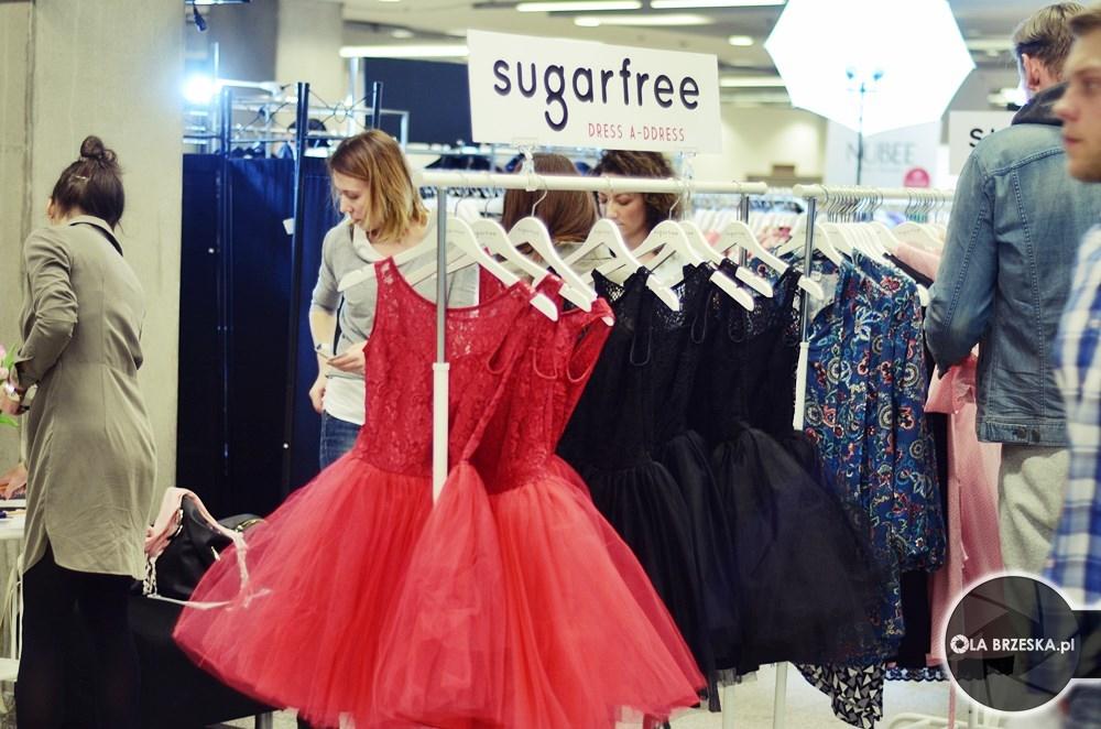 sugarfree sukienki fot. Ola Brzeska