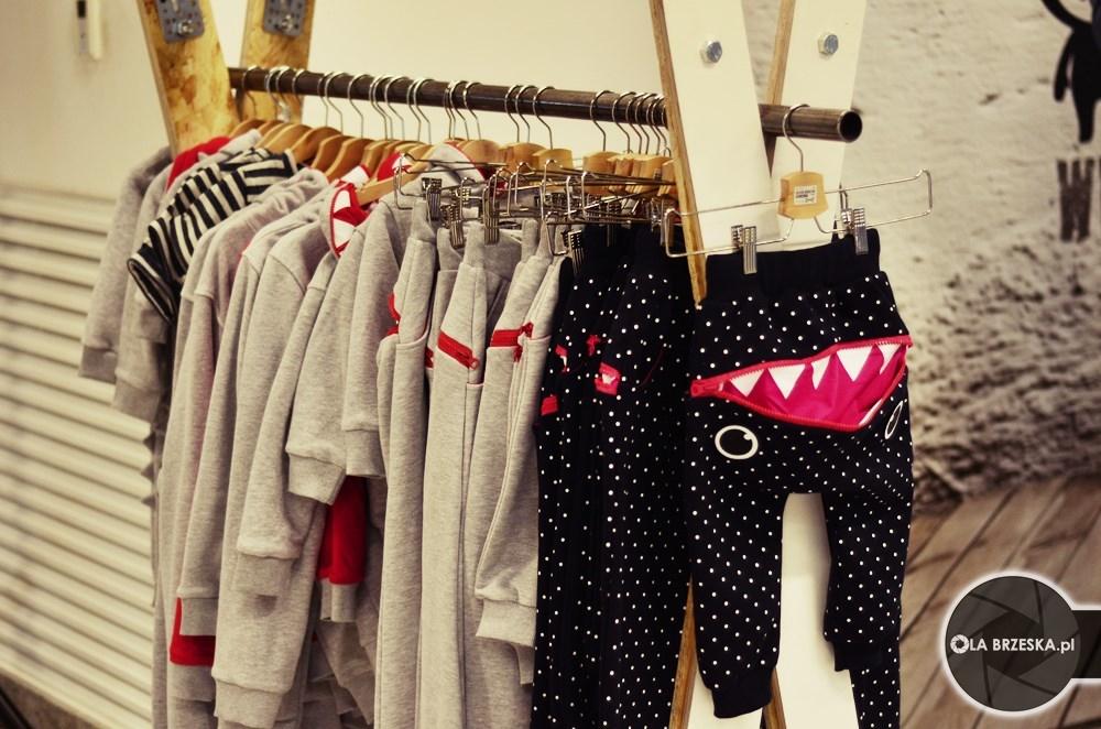 ubranka dla dzieci fot. Ola Brzeska