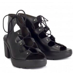 wiązane sandały altercore
