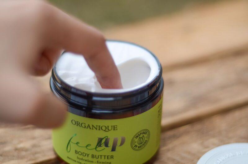 Masło do ciała Organique