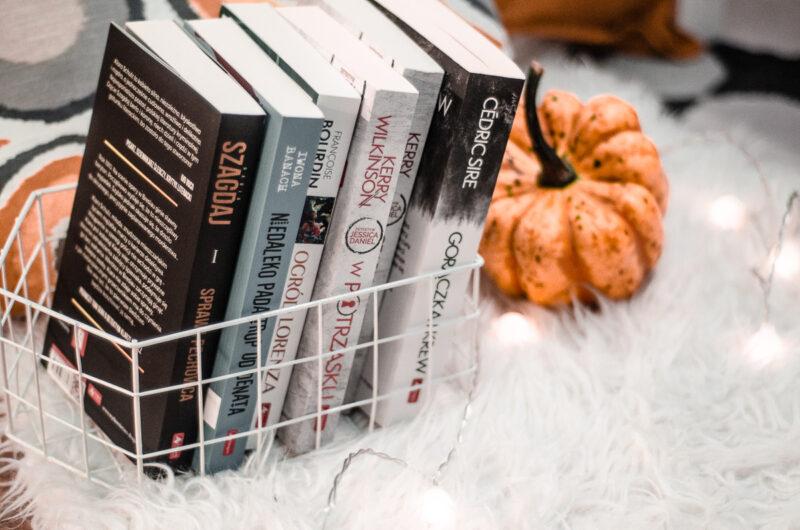 książki kryminalne na jesień