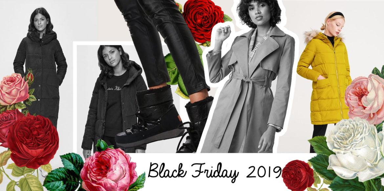 Black Friday 2019: ubrania na zimę, które warto kupić podczas największej promocji roku
